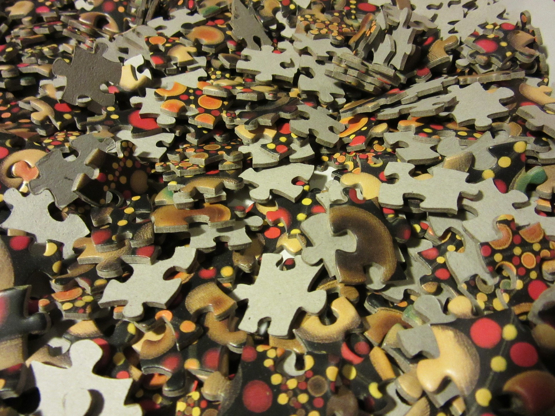 Individual Therapy Can Help You Sort Out Life's Puzzles